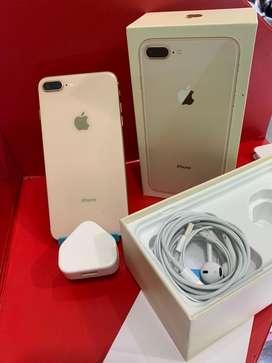 Iphone 8 plus 256gb garansi