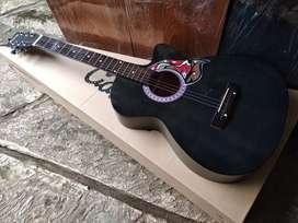 Gitar akustik ibanez akustik
