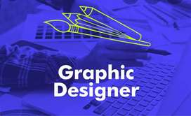 We are hiring For Graphic designers