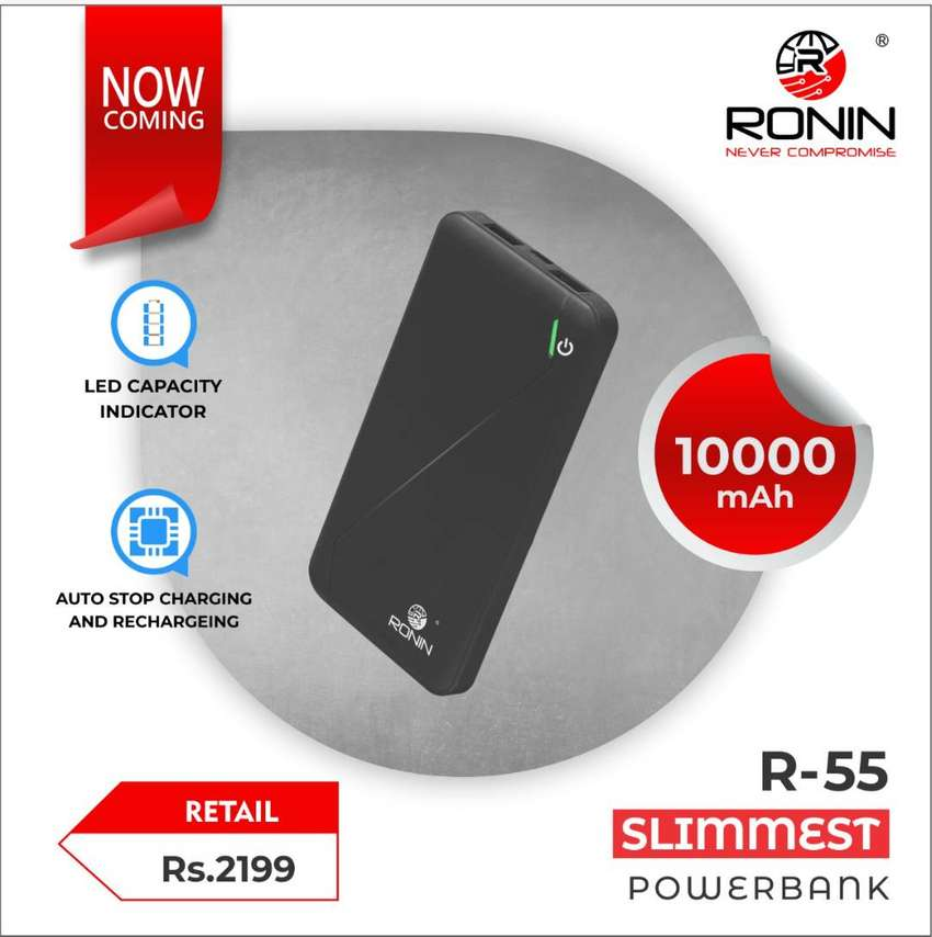 Ronin Products Handsfree Power bank Speakers Bluetooth Charger