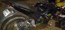 Yamaha R15 good condition of bike
