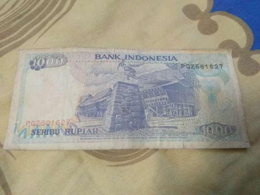 Jual Uang Kertas Lama