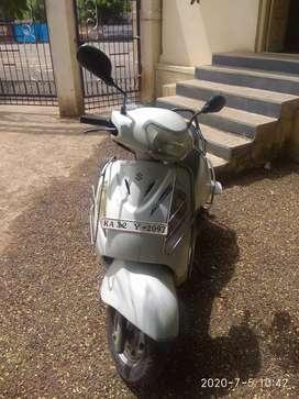 My dream scooty