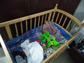 Baby Crib available. Never used