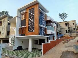 Kakkanad thengodu vikasavani  4 bhk branded villa edachira infopark