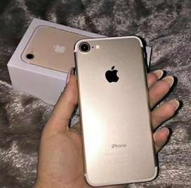 Iphone 7 32 gb 6 months old with good battery health