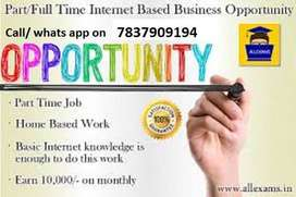 In Chennai Wonderful Job Opportunity For Fulltime Partime>cl now &earn