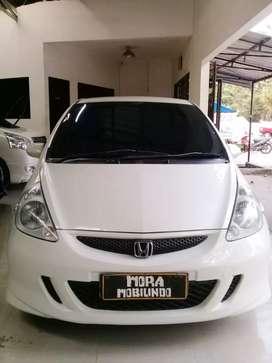 DP 5,4Juta Matic Honda Jazz Vtec idsi AT 2007/2008 Automatic Putih Met