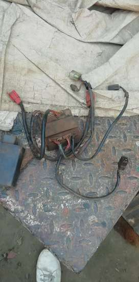 Paulsser 220 Hade light sencer/charger