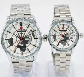 jam tangan couple swiss army limited edition terbatas