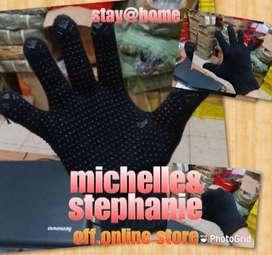 M&S GLOVESSUNLY24 - 10PSG Sarung tangan kerja bengkel / sarung tangan