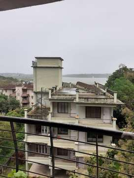 Flat For Sale At Ribander With Beautiful Mandovi River View