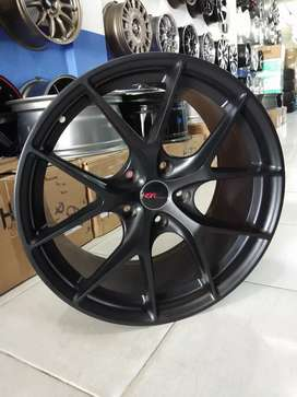 Velg Hsr wheel modifikasi untuk Bmw ring 18