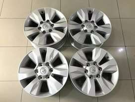 Velg Original Toyota Hilux Revo Ring 17 Like New Condition!!