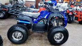 Big size 150 cc disabled person Quad ATV BIKE ZERO-METER  for sell