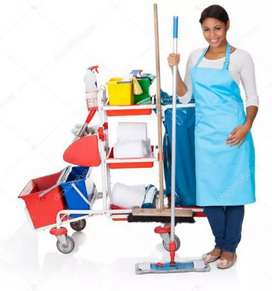 We require ladies for house keeping staff urgently