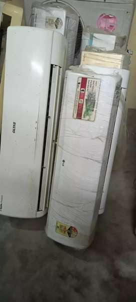 Split AC Sale Second Hand Starting Price Only 10000