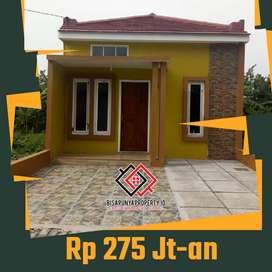 Hanya 200 Jtan READY UNIT SHM BISA IN-HOUSE Dekat Kahuripan Nirwana