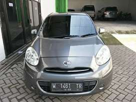 Nissan March 1.2 Manual thn 2012
