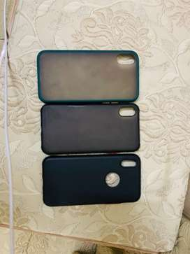 Iphone X & Xs covers