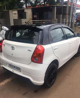 Toyota Etios liva Car for sale