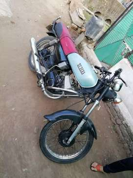 Yamaha Rx 100 mst confidition