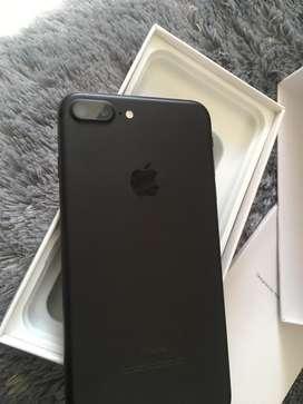 Jual iphone 7+ 128Gb