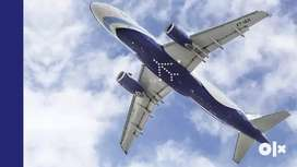Permanent Airlines Jobs ! Apply 8- hr shifts fixed salary Graund staff