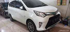 Toyota Calya G matik 2017 tangan pertama pajak sudah baru bulan 11