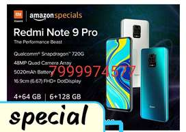 new seal pack redmi note 9 pro