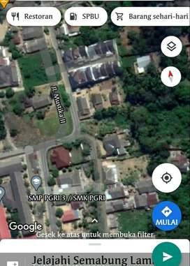 Jual Tanah dekat SMK PGRI
