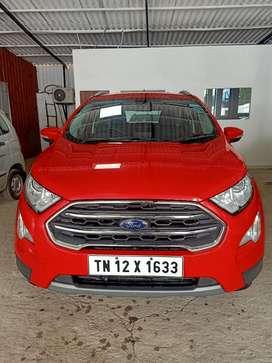 Ford Ecosport EcoSport Titanium Plus 1.5 TDCi, 2018, Diesel