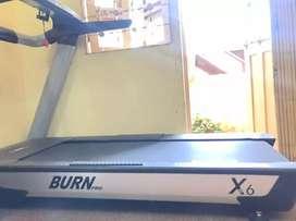 TREADMILL BURN PRO X6
