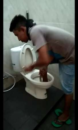 Jasa Sedot WC dan Instalasi Listrik