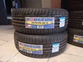 ban mobil murah 195-50-R16 forceum