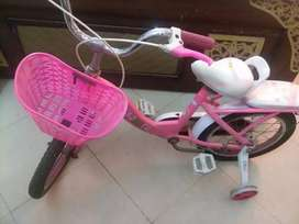 Girls cycle for sale excellent condition
