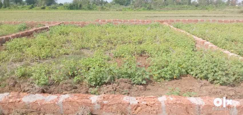 Ghara badi plot, 850 per square foot 0