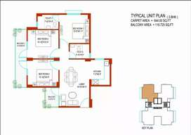 3bhk flat for sale near railway station gurgaon