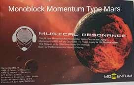 Monoblock Momentum Seri Mars - Seri Tinggi .  Mr Sound