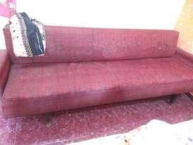 Sofa... Sturdy one...sofa cum bed