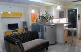 Bulanan View Keren Apartemen Green Pramuka City 2 KMR