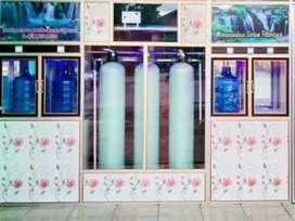 Depot air minum isi ulang murah
