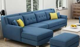 Comfort Zone offers the best Sofa in L shape in comfort. T