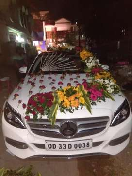 Mercedes Benz C class for Marriage Procession or Rental