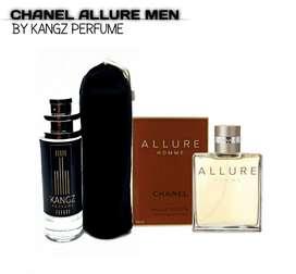 Parfum Chanel Allure Men / Parfum dengan bibit terbaik