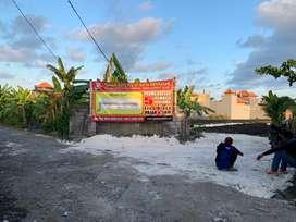 Tanah Kavling Murah Area Denpasar Utara, Unit Terbatas!