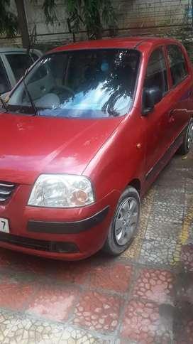 Santro car 2005 model