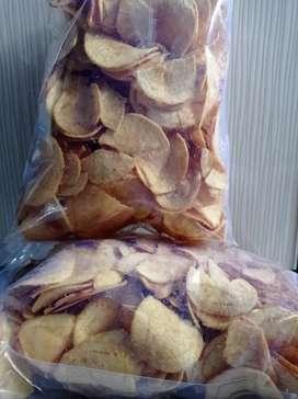 Snack keripik kentang