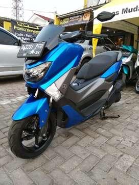 Yamaha N Max Non Abs BIRU Pmk 2019 Istimewa