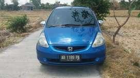 Honda jazz idsi manual 2007 plat Ab pajak baru plst baru mulus bgt